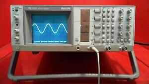 Philips Pm3365a Digital Oscilloscope 100mhz 100ms s As is