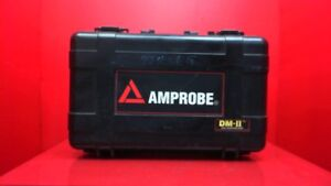 Amprobe Dm ii Data Logger power Quality Recorder