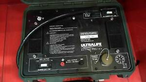 Ultralife Batteries Military Power Supply Mrc ps0007 01 28vdc 1500 Watt S n 022