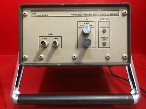 Ball efratom Prfs 102 Portable Rubidium Frequency Standard