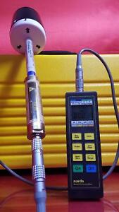 Narda 8712 Survey Meter With A8742d Field Probe In Case