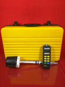 Narda A8742d Shaped Frequency Response Electric Field Probe W Survey Meter