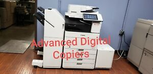 Canon Imagerunner Ir Advance C5560i Copier Color Printer Scanner
