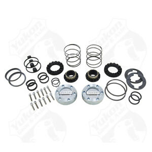 Yukon Hardcore Locking Hub Set For Gm 8 5 Front Dana 44 19 Spline Yhc70007