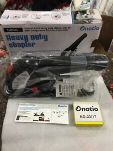 Onotio 50sa Heavy Duty Stapler Capacity 150 Sheets Of 80 Gsm Paper