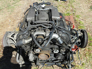 1999 Jaguar Xjr 4 0 Supercharged Engine Transmission And More Swap Eaton M112