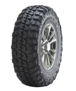4 New Federal Couragia M T Lt245 75r16 120 116q E 10 Ply Mt Mud Tires