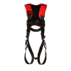 Dbi Sala 1161418 Comfort Vest style Harness Black Medium large