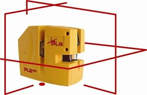 Pacific Laser Systems Pls 480 Red Self leveling Line Laser Level Tool Pls 60611