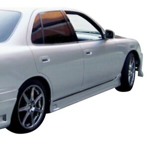 For Toyota Camry 1992 1996 Ait Racing Vir Style Fiberglass Side Skirts Unpainted