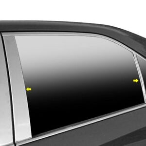 For Toyota Camry 2012 2014 Zunden Polished Pillar Posts