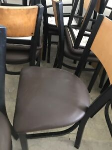 Excellent Condition Restaurant Table And Chairs For Sale Make A Good Offer