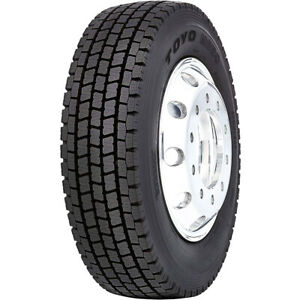 Toyo M920 225 70r19 5 128 126n G 14 Ply Commercial Tire