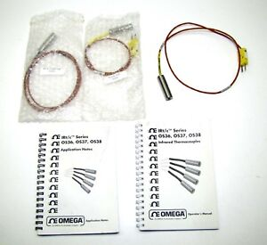 Three new Omega Infrared Thermocouples Thermocouple