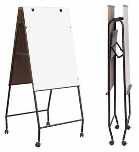 Balt Dry Erase Board Includes Markers Unit Folds 778