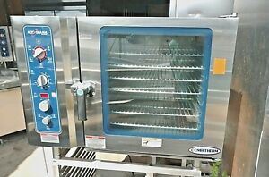 Alto Shaam 7 14mls Combitherm Electric Oven W Stand