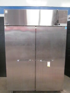 Norlake Nf522sss 0 55 Stainless Steel Two Door Reach In Freezer