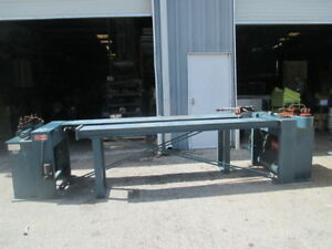 Eaton Leonard Vb215el Hydraulic Pipe Tube Bar Bender Vb 215 Vectorbend
