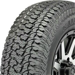 2 New Kumho Road Venture At51 P235 70r16 104t All Terrain A t Tires