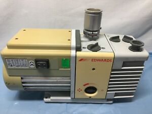 Edwards Rv3 Two Stage High Vacuum Rotary Vane Pump 30 day Warranty
