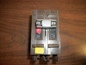 Wadsworth A220ni Breaker 2 Pole 20 Amp