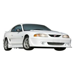 For Ford Mustang 1994 1998 Razzi Ground Effects Package Unpainted