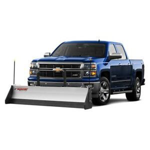 For Ford F 250 Super Duty 99 03 Snowsport 80660 40121 Hd Utility Plow 84 Blade