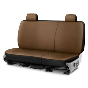 For Toyota Pickup 89 95 Saddleman Microsuede 1st Row Tan Custom Seat Covers