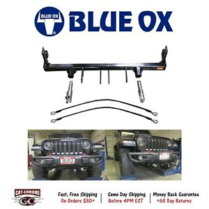 Bx1139 Blue Ox Tow Bar Baseplate For 2018 Jeep Wrangler Unlimited Jl