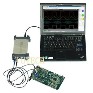 Hantek 6000be Series Pc Usb 2ch Digital Oscilloscope 20mhz To 200mhz 48 250msa s