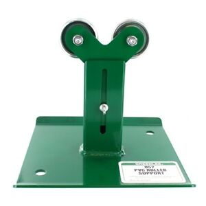 Greenlee 857 Pvc Roller Support