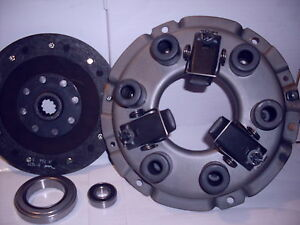 Satoh S650 S650g Or 560 Tractor Clutch