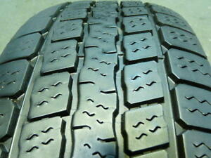 Goodyear Wrangler Sr a 265 70r16 111s Used Tire 8 9 32 21251