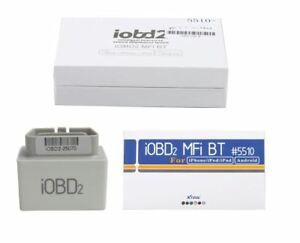 Ldv T60 V80 All Models Iobd2 Iobdii Scan Tool Bluetooth Iphone Android