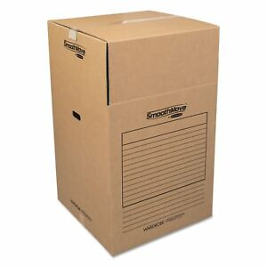 Bankers Box Smoothmove Wardrobe Boxes 24 inch Long X 24 inch Wide X 40 inch High