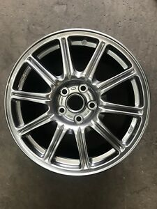 2007 Subaru Bbs Sti 17 Stock Wheel Oem Freshly Refinished wow