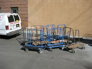 Drywall Cart Dolly Heavy Duty