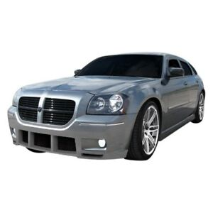For Chrysler 300 2005 2010 Couture Luxe Style Side Skirt Rocker Panels Unpainted