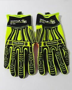 Hex Armor Rig Lizard 2021thermal Plastic Size 10 xl Gloves