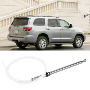Power Antenna Aerial Cable Mast Oem Replacement For 01 07 Toyota Sequoia Us