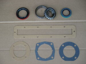 Final Drive Gaskets Seals Axle Bearing For Ih Cub Lo boy Farmall 154 184 185