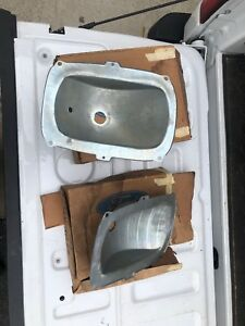 Nos Oem Ford 1967 Galaxie 500 Tail Light Lamp Buckets Body Xl Ltd Pair