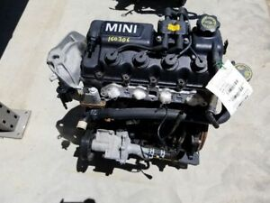 Engine 1 6l Convertible Fits 02 08 Mini Cooper 3640