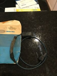 Nos 1974 Ford Truck Carburator Solenoid Wiring Harness D4tz 9d857 A