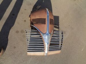 1939 39 Dodge Grill Solid