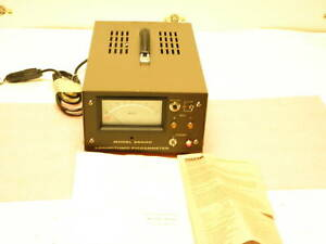 Keithley Instruments Logarithmic Picoammeter Model 26000 Measures Amperes