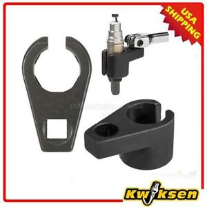 Universal Car Repair 22mm 7 8 Oxygen Sensor Wrench Offset Removal Socket Tool