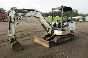 Genuine Bobcat 331 Mini Excavator