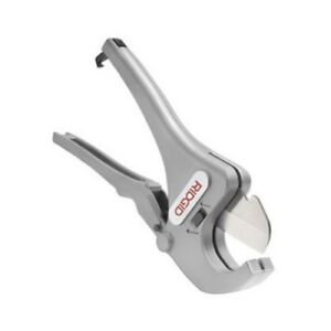 Ridgid 23498 Model Rc 1625 Ratchet Action Plastic Pipe Tubing Cutter