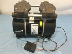 Gast fasco 72r645 v114 d303x Air Compressor Vacuum Pump 1 3 Hp Free Shipping